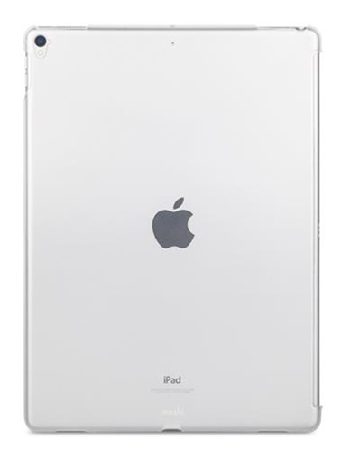 iGlaze iPad Pro 12.9-inch (2017) Şeffaf Tablet Kılıfı-Moshi